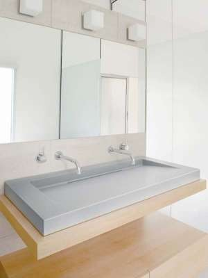 Bathroom floating vanity contemporary-vanity-tops-and-side-splashes