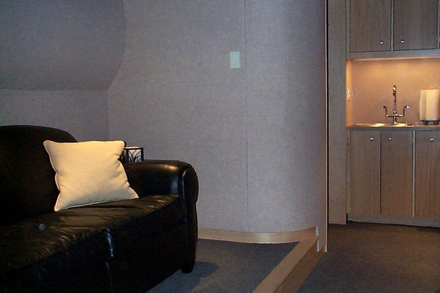 Professional Recording Studio contemporary