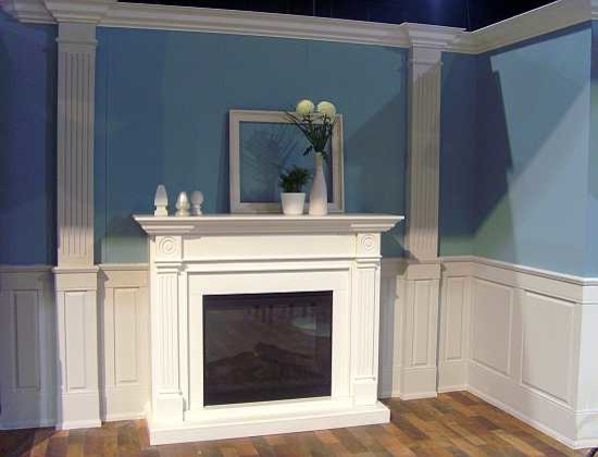 Interior Pilasters Traditional Molding And Trim