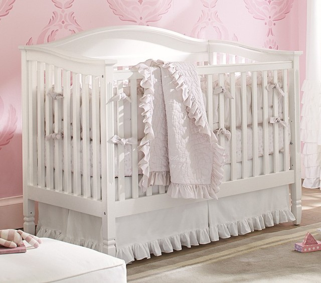 Madison Fixed Gate 3 In 1 Crib Cribs Other Metro By Pottery Barn Kids