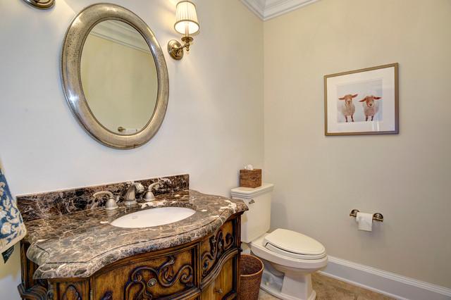 Lincoln St - Arlington VA - Joy Custom Design Build Home traditional-bathroom