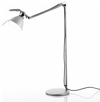 Luceplan | Bedside Gun Table Lamp modern-floor-lamps