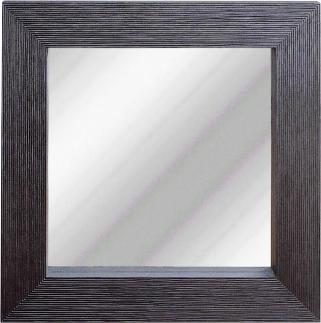 Zen rectangular square mirror by furniture resource for Square mirror
