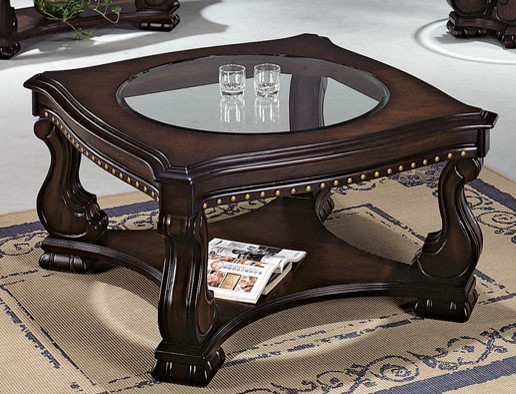 The Madison Cocktail Table Traditional Coffee Tables San Diego By Jerome 39 S Furniture