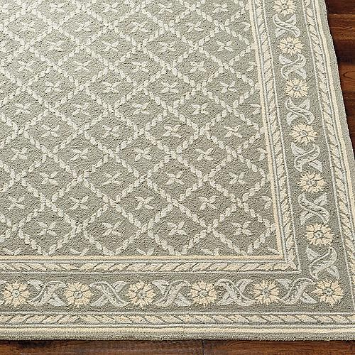 Chatsworth Indoor Area Rug Traditional Rugs by FRONTGATE