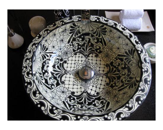 Alex's Talavera Sink -