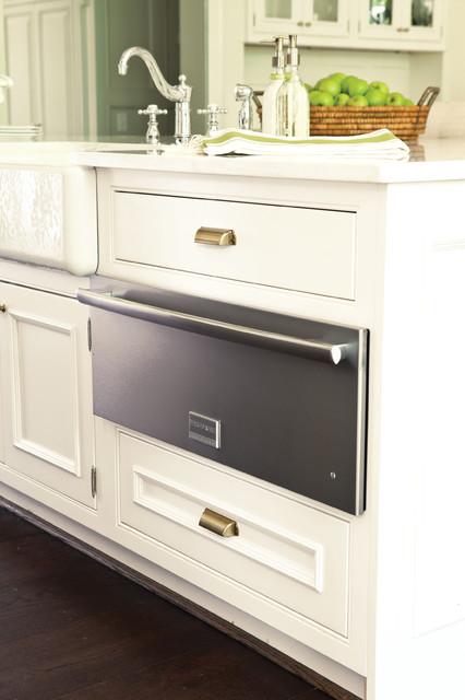 Warming Drawer Cabinet - Warming Drawers - birmingham - by Wellborn Cabinet, Inc.