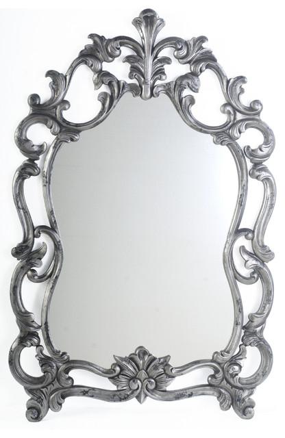 Arabesque Mirror traditional-wall-mirrors