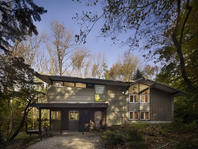 The Seidenberg House by Metcalfe Architecture & Design contemporary