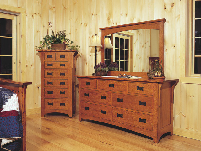 Pdf mission style oak bedroom furniture plans free for Mission style bed plans