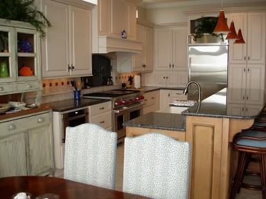 LaRussa Residence contemporary-kitchen