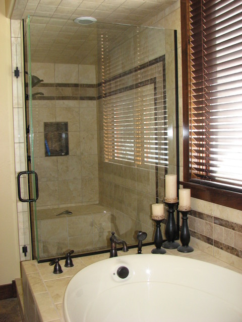 D&M Designs - Interiors & Blinds traditional-bathroom