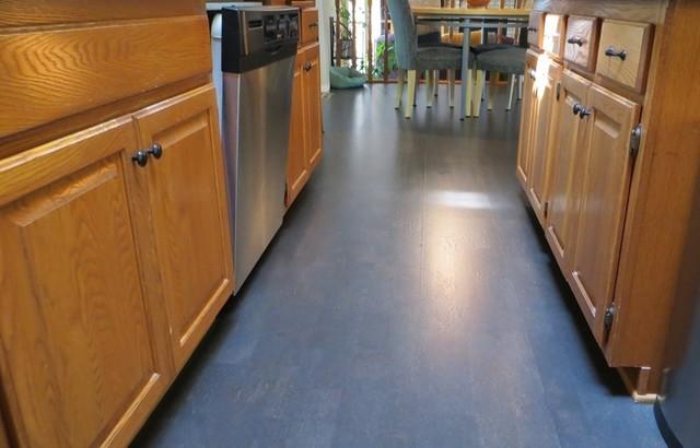 Lisbon onyx prefinished modern cork flooring for Lisbon cork flooring reviews