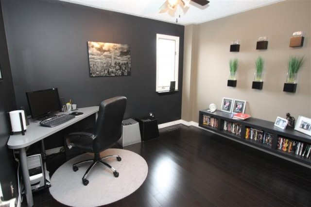 Office Space contemporary-home-office