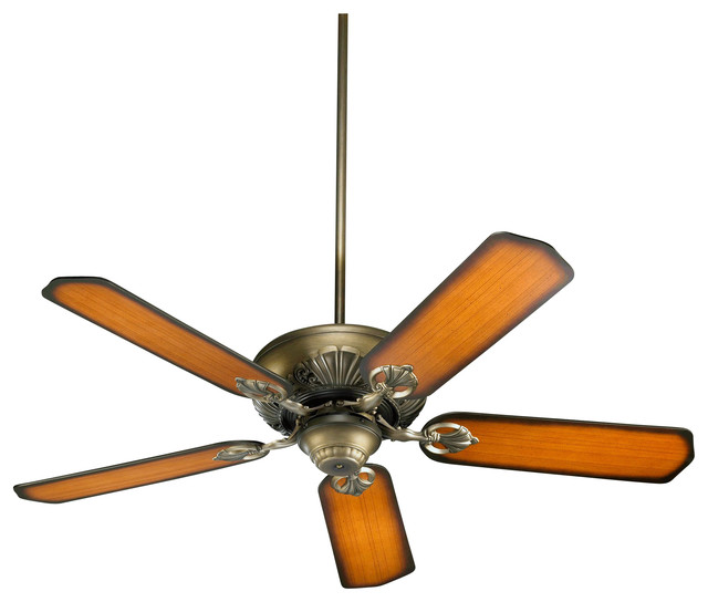 "Quorum Lighting Chateaux 52"" Traditional Ceiling Fan X-22"