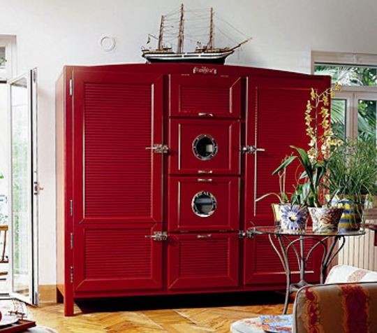 Meneghini La Cambusa Refrierator/ Freezer traditional refrigerators and freezers