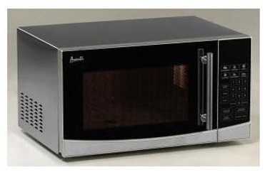 Avanti Mo1108Sst Steel Microwave 1.1 Cu Ft 1000 Watts Deluxe contemporary-microwave-ovens