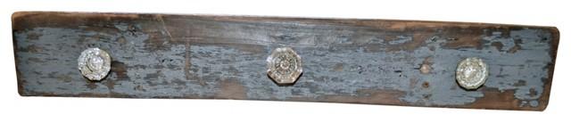 Wood Coat Rack eclectic-furniture
