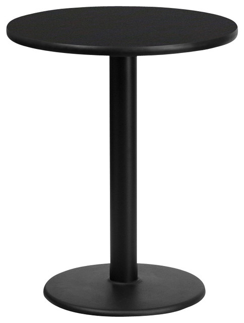 Flash Furniture 24 Inch Round Dining Table - Traditional - Dining Tables - by Beyond Stores
