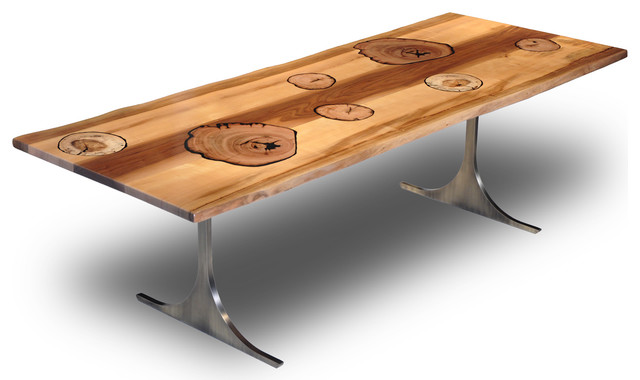 Live-edge Tables dining-tables