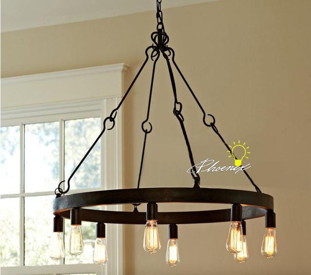 and edison bulbs pendant lighting in matte finish contemporary pendant. Black Bedroom Furniture Sets. Home Design Ideas