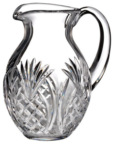 Waterford Pineapple Hospitality Pitcher transitional-pitchers