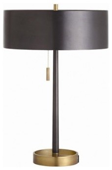 Violetta Lamp | Pulp Home eclectic-table-lamps