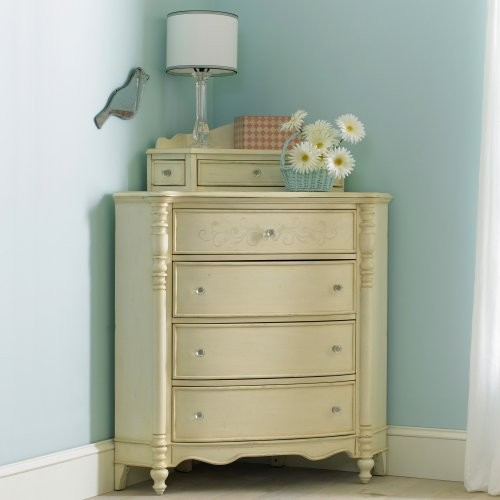 Ava Corner Chest Traditional Dressers By Hayneedle
