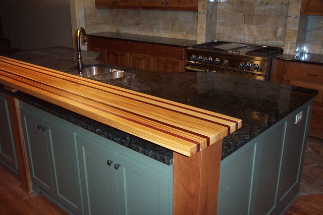 alfa img showing wood bar top ideas