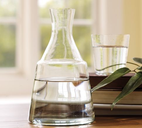 Water Carafe contemporary-carafes