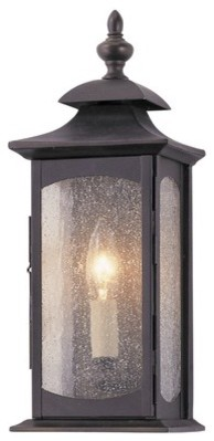 Market Square Wall Lantern in Oil Rubbed Bronze modern-lighting