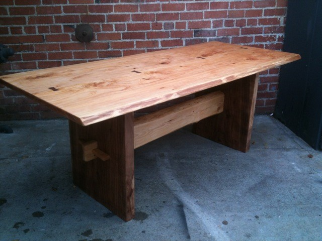 custom dining table modern dining tables san francisco by