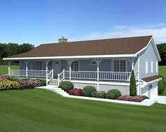 House Plan 20198 at FamilyHomePlans.com