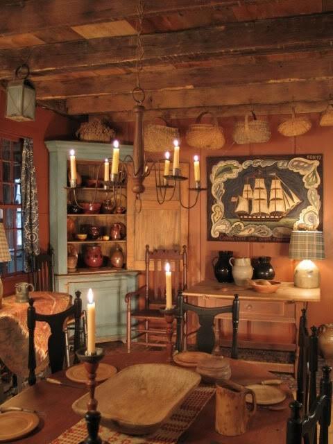 Nautical Home traditional-family-room