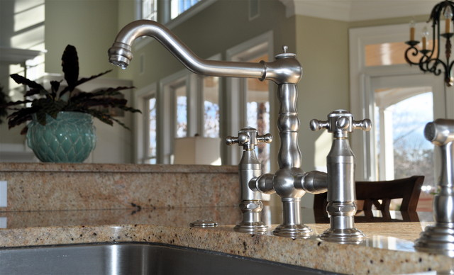 Kitchen & Bath Galleries traditional-kitchen-faucets