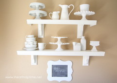 DIY decorating ideas for the kitchen - I Heart Nap Time | I Heart Nap Time - Eas