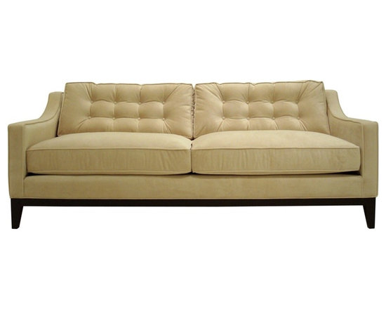 Charlton Sofa - An instant classic since it's introduction, the Charlton sofa is a beautiful blend of classic and contemporary. Cushions with feather and down toppers come standard, along with the kiln-dried hardwood frame and heavy gauge spring suspension.