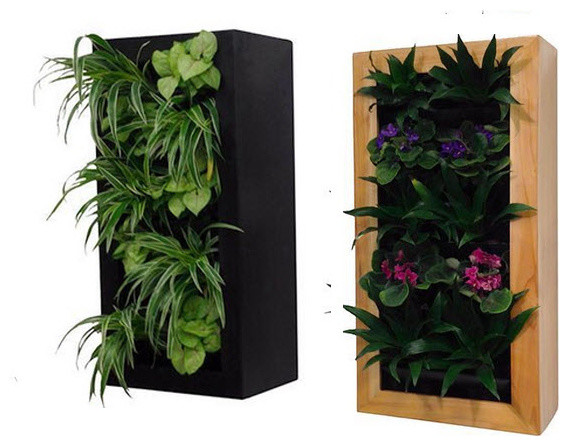 Living Wall Planter indoor outdoor living wall planters contemporary indoor pots and