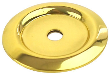 Saturn BackPlate contemporary-cabinet-and-drawer-knobs