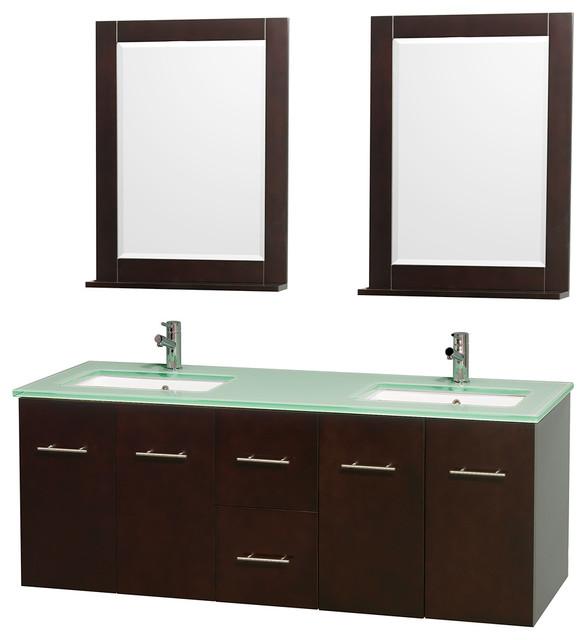 Bathroom Vanities With Square Sinks : ... Storage Furniture / Bathroom Storage & Vanities / Bathroom Vanities