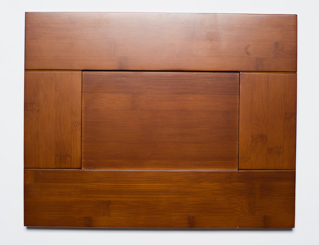 Gunstock Shaker Bamboo Kitchen Cabinets - Kitchen Cabinetry - by RTA Cabinet Store