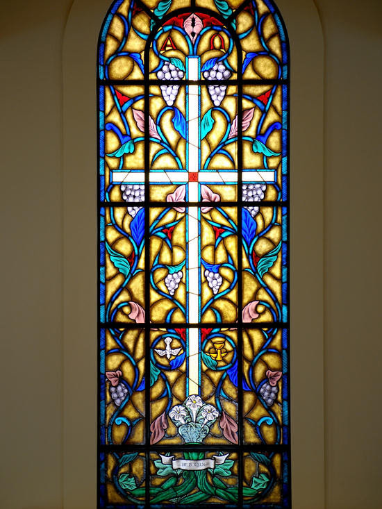 Church Stained Glass Windows -