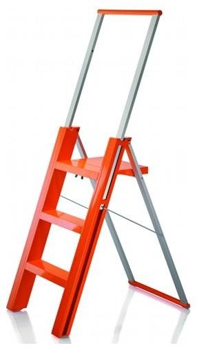 Magis Fl 242 Folding Step Ladder Modern Ladders And Step
