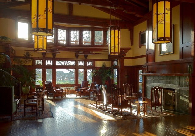 Stickley Furniture In The Lodge At Torrey Pines