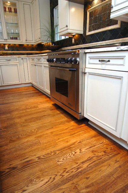 Cooking Center Traditional Kitchen Dallas By