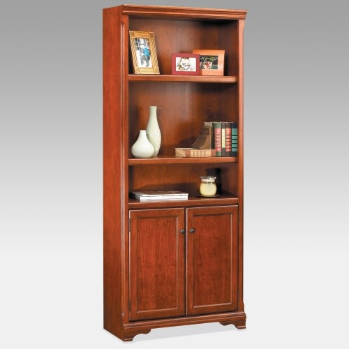 31 New Wood Bookcases With Doors