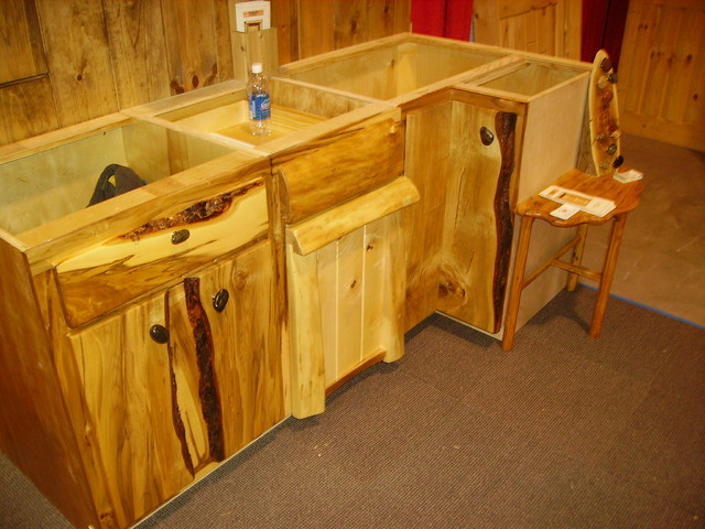 Rustic bathroom rustic kitchens barndominiums rustic kitchen - Rustic Bathroom Rustic Kitchens Barndominiums