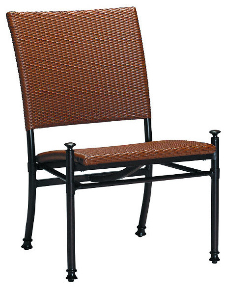 Viento Dining Outdoor Side Chair With Cushion Patio