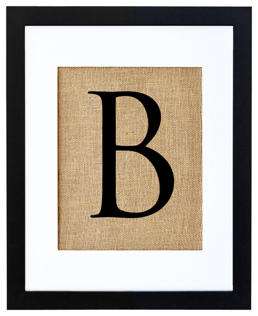 Letter B Art farmhouse-prints-and-posters