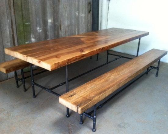 Reclaim Wood Dinning Room table -